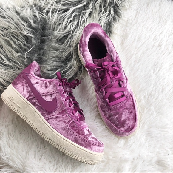 nike air force 1 velvet